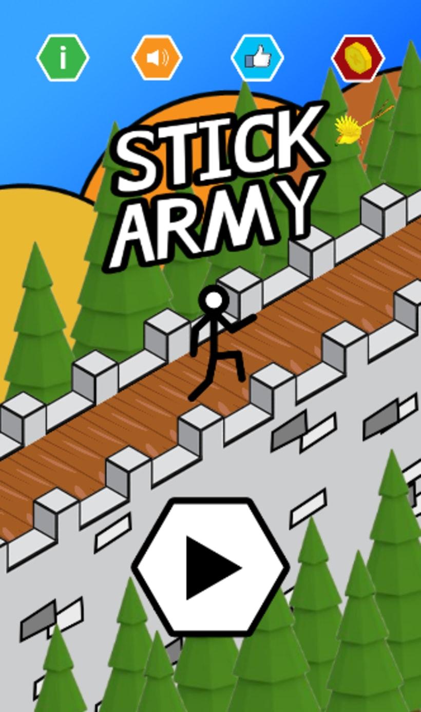 Stick Army -1