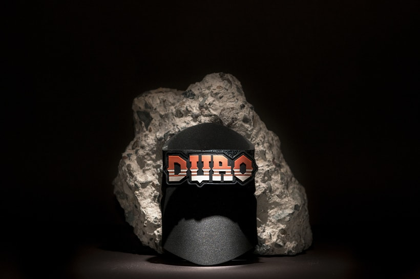Duro grips (crossfit, fitness, dumbbell grips) 4