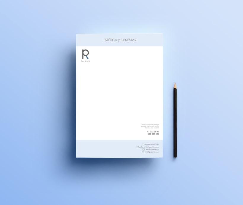 PAZ RAMIS / Wellness 1