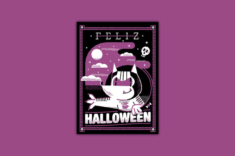 Halloween Miniprints 4