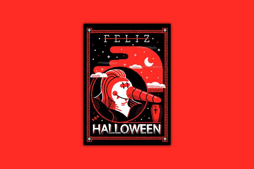 Halloween Miniprints 5