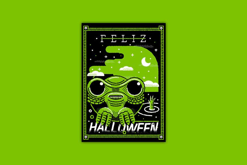 Halloween Miniprints 7