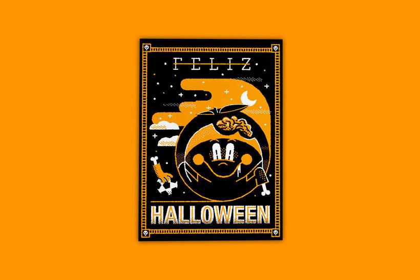 Halloween Miniprints 6