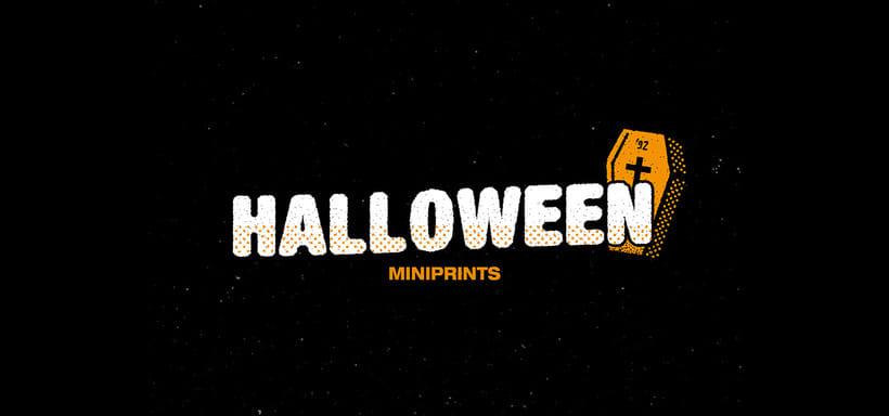 Halloween Miniprints 1