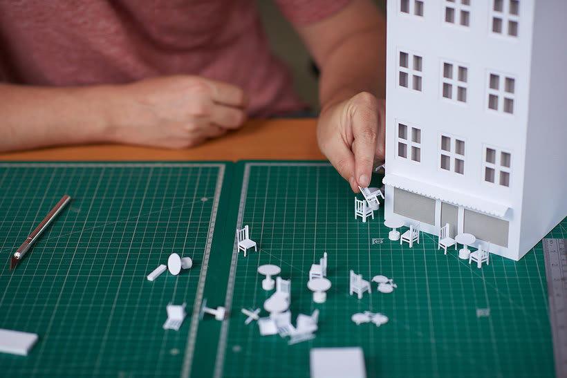 Lobulo es el amo y señor del papercraft 13