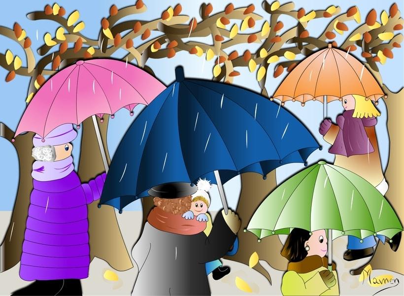 Ilustración de cuentos infantiles 0