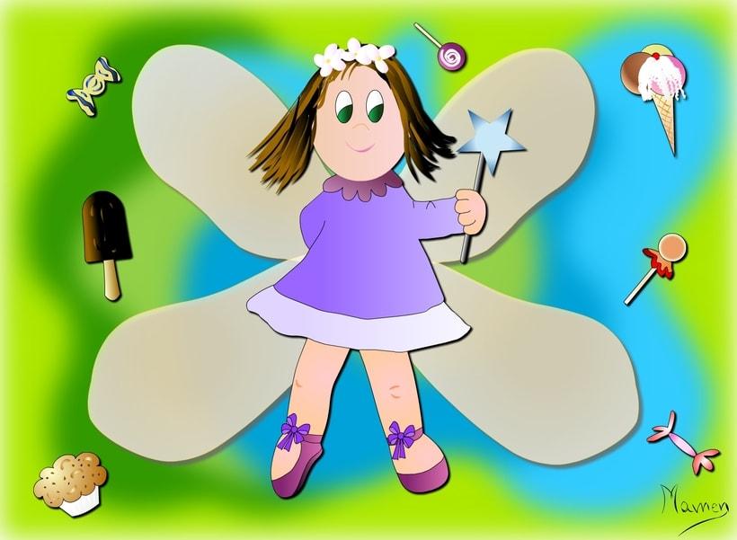 Ilustración de cuentos infantiles 4