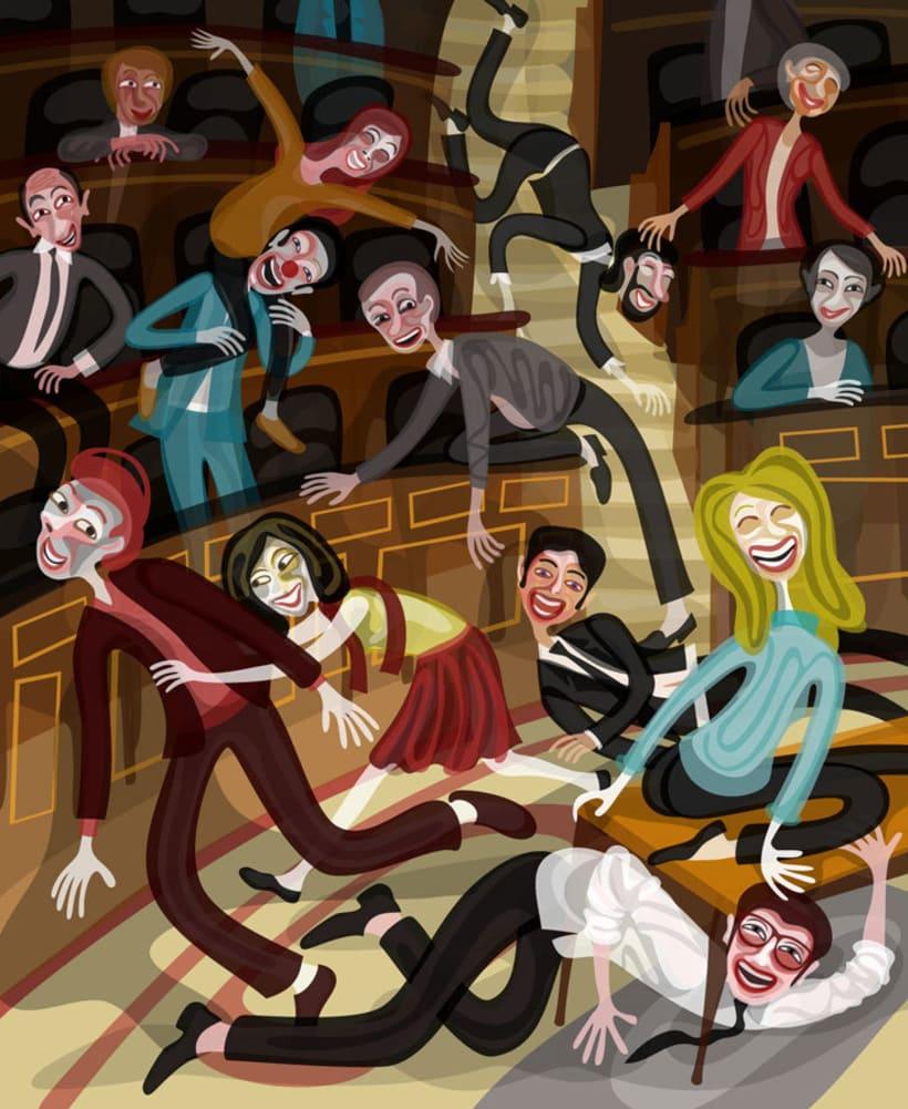 Políticos en el Congreso de los Diputados -1