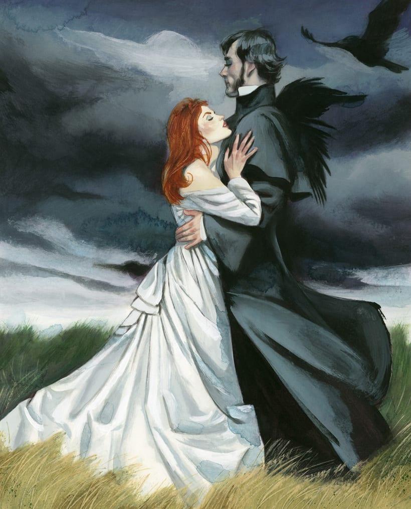 Cumbres Borrascosas - Emily Brontë 1