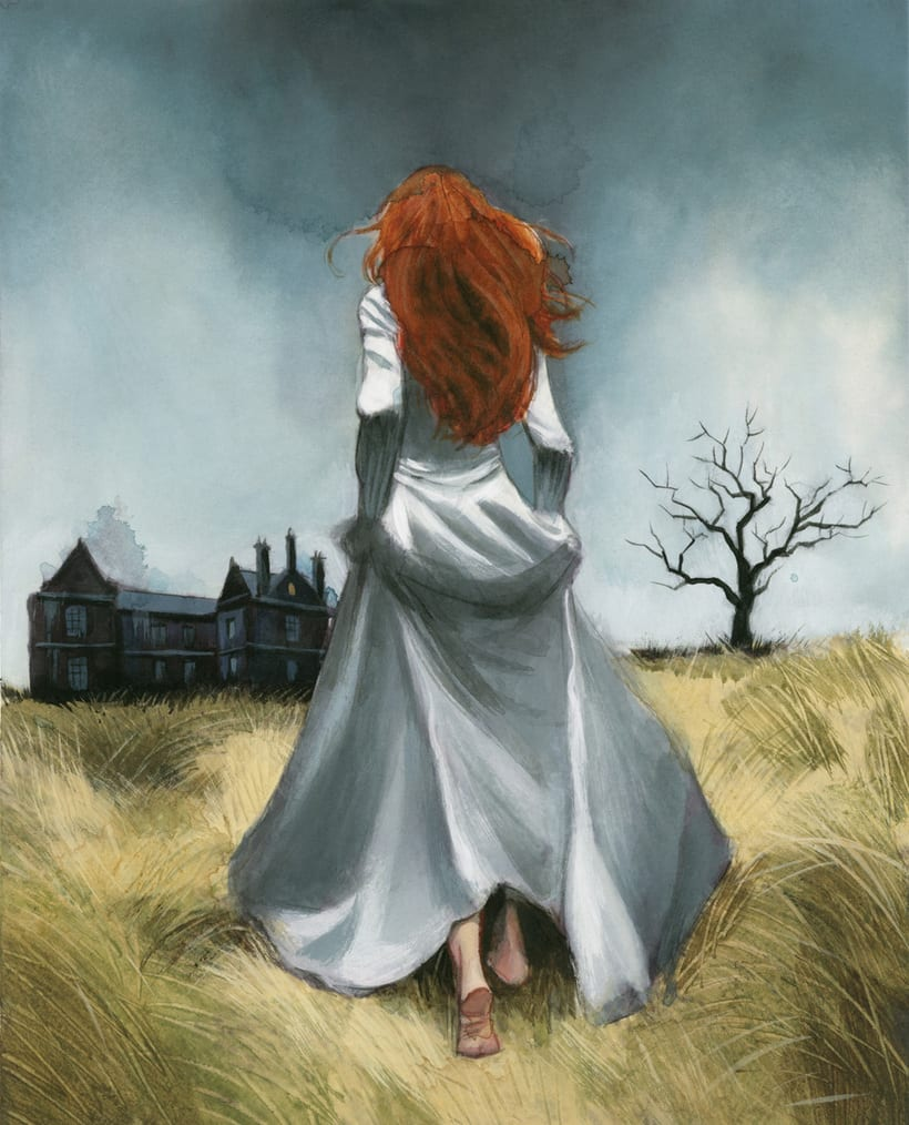 an analytical review on emily bronte's