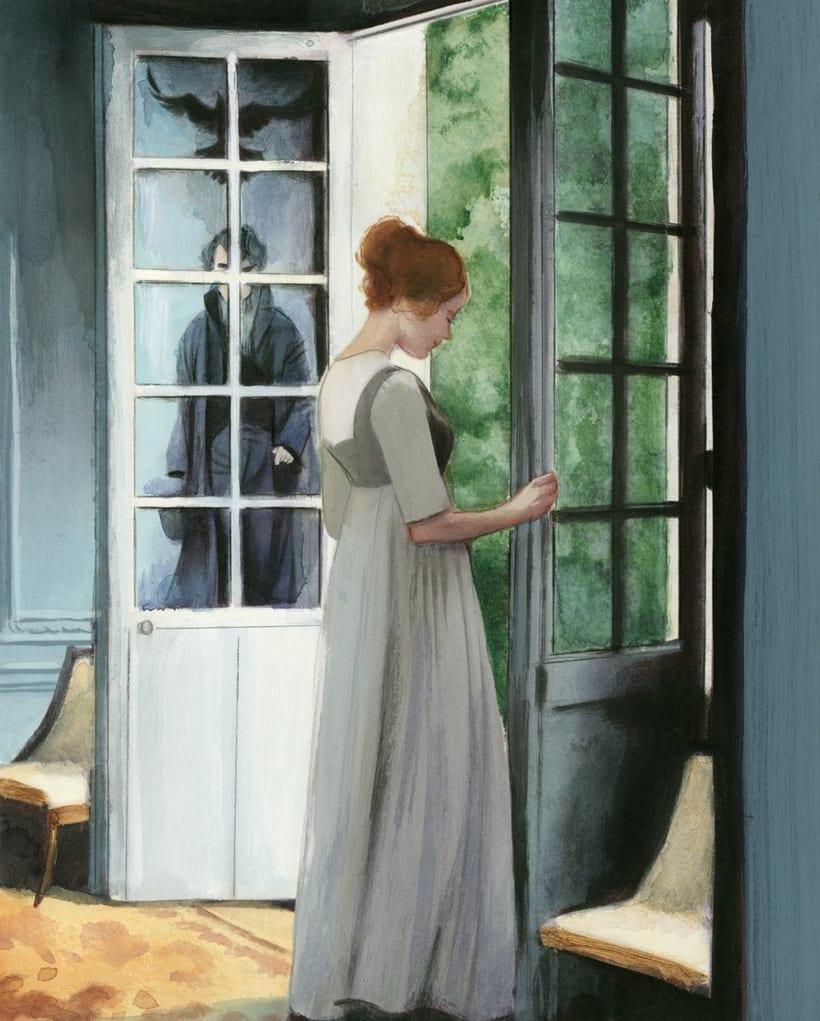 Cumbres Borrascosas - Emily Brontë 3