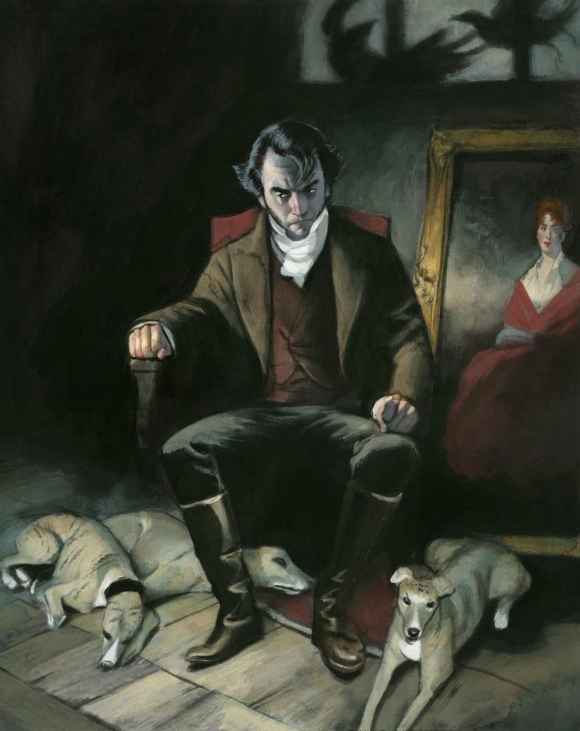 Cumbres Borrascosas - Emily Brontë 5