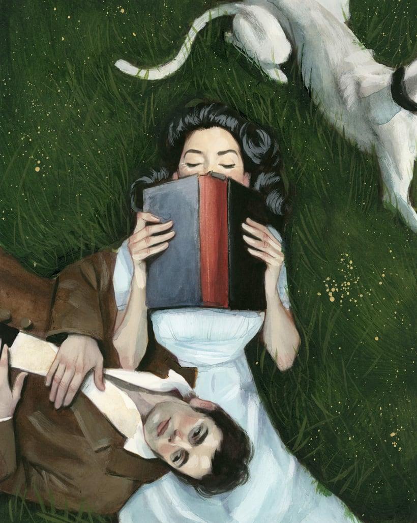 Cumbres Borrascosas - Emily Brontë 6