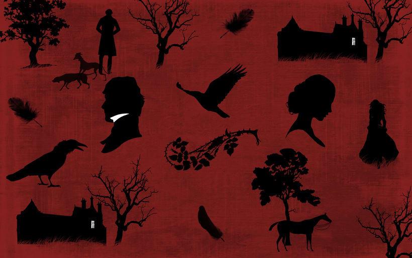 Cumbres Borrascosas - Emily Brontë 10