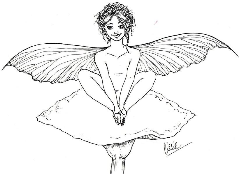 Magic Fairy - Antes y después 1