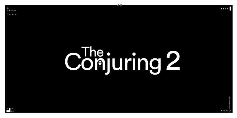 Reto: 26 películas y una tipografía 16