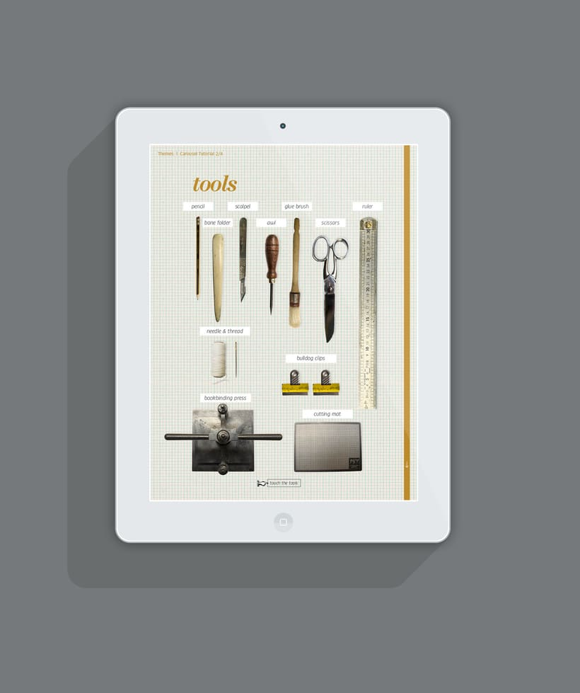 Book Art Digital Publication 3