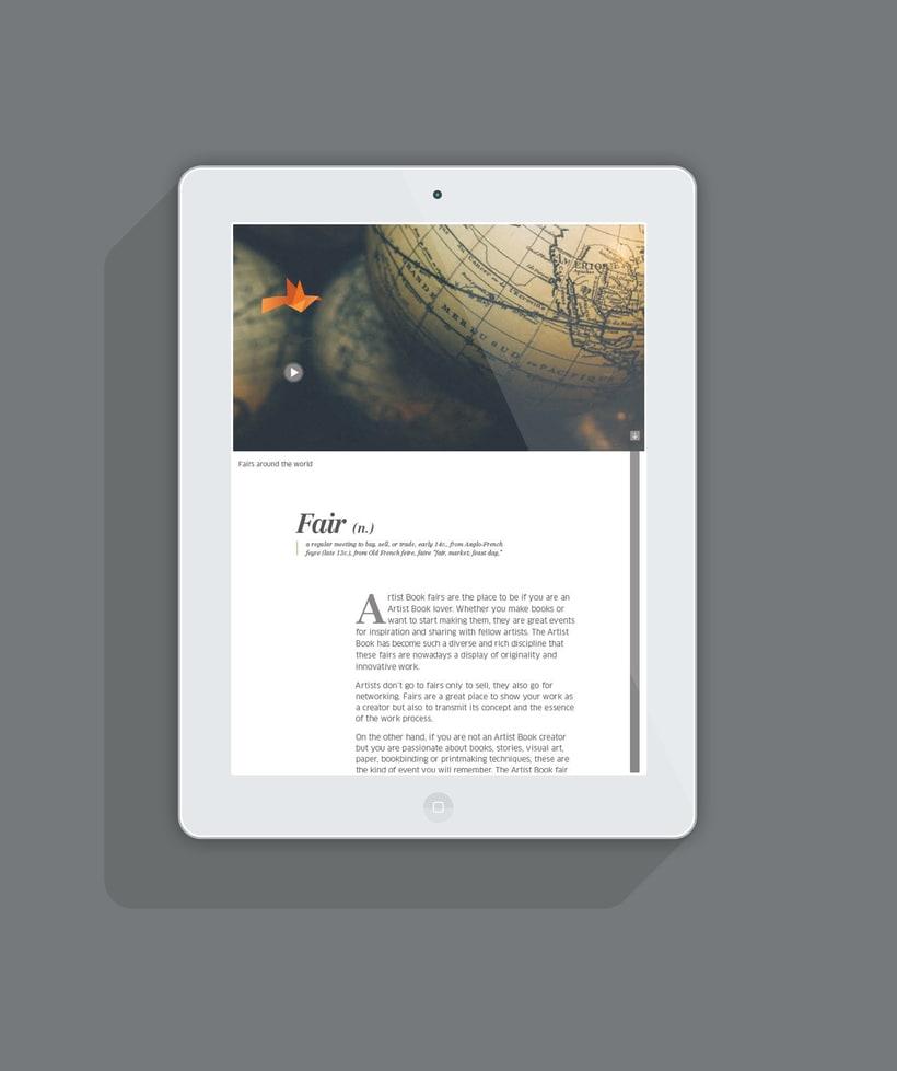 Book Art Digital Publication 4