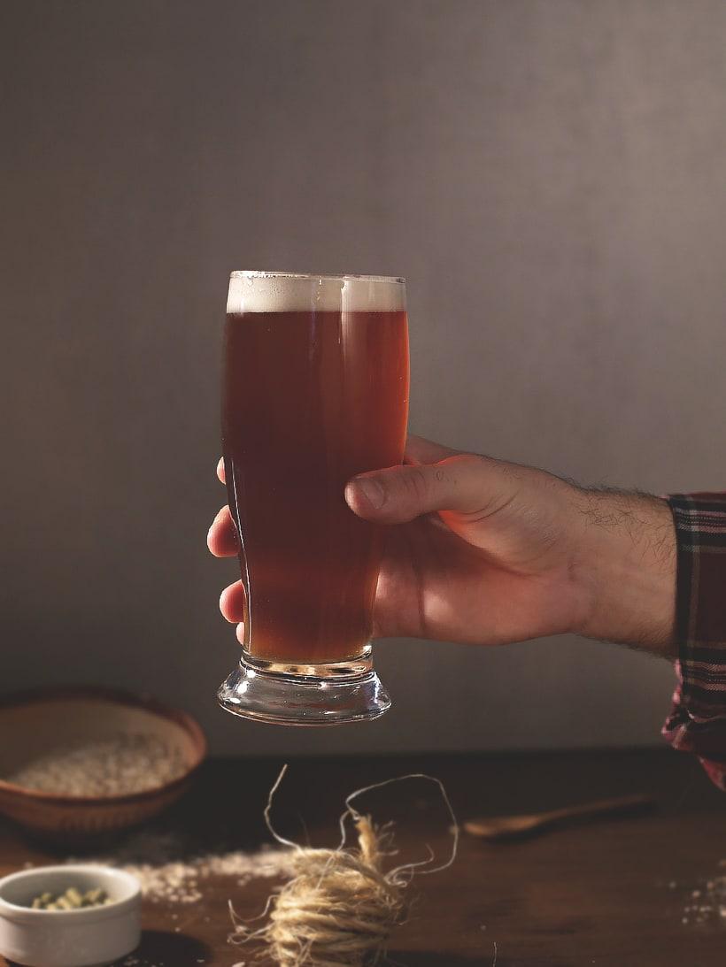 Abrazo de Oso · Cerveza Artesanal  2