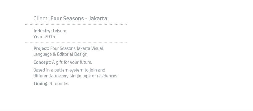Four Seasons - Jakarta 0