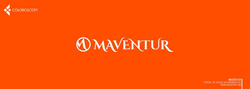 Logotipo Maventur 1