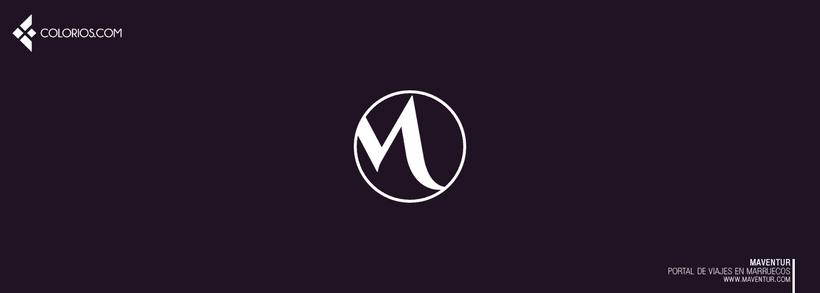 Logotipo Maventur 2