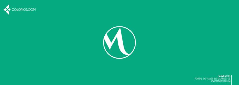 Logotipo Maventur 4
