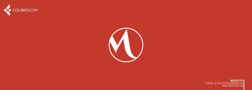 Logotipo Maventur 5