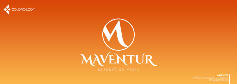 Logotipo Maventur 11