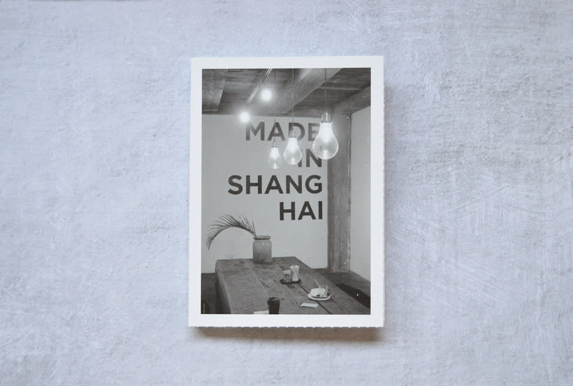 MADE IN SHANGHAI 2