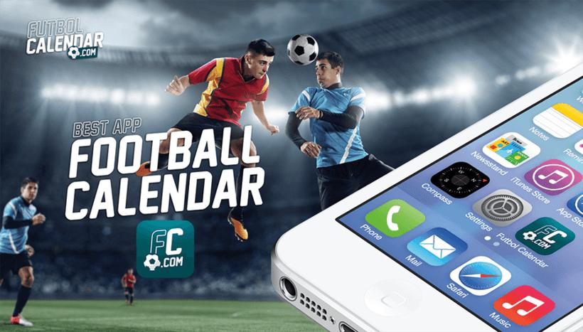 FutbolCalendar.com :: Logo + icon app 1