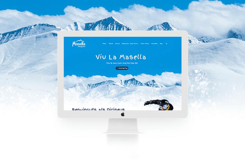 Viu La Masella :: Diseño Web 0