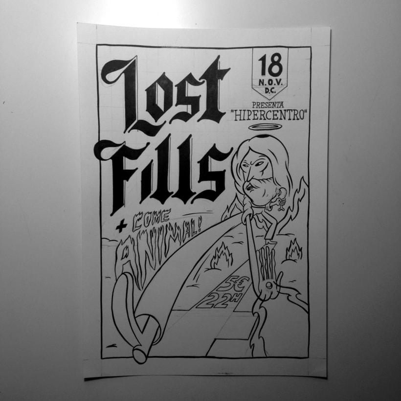"""HIPERCENTRO"" Lost Fills 0"