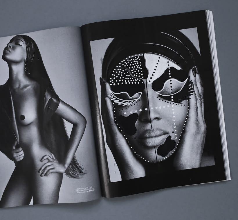 Andreea Robescu, donde Ilustración y moda se diluyen 2