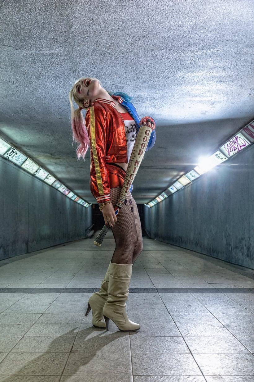 Harley Quinn (WIP) 4