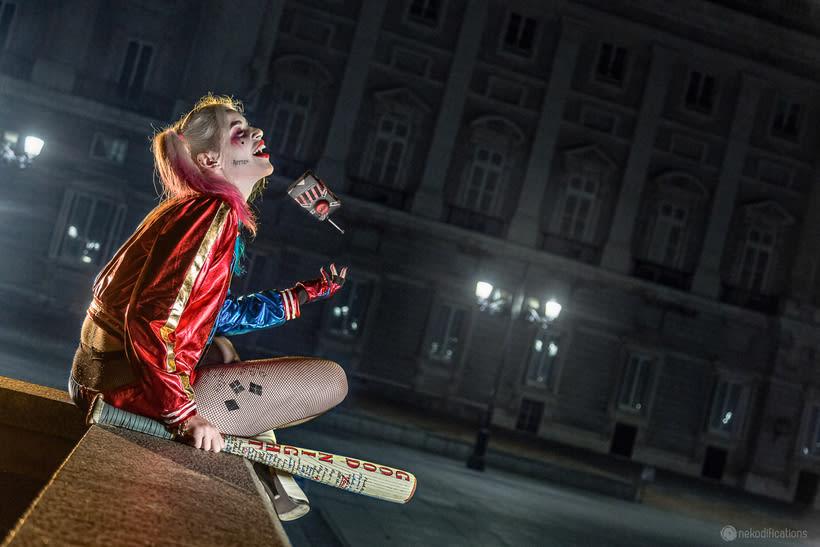 Harley Quinn (WIP) 5