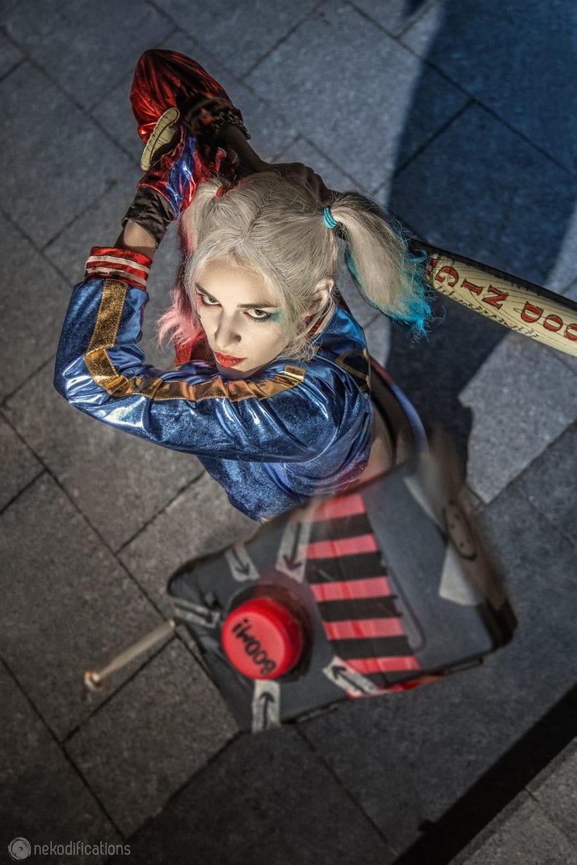 Harley Quinn (WIP) 7