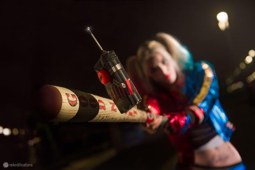 Harley Quinn (WIP) 8