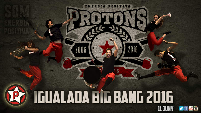 PROTONS PERCUSSION COMPANY 1