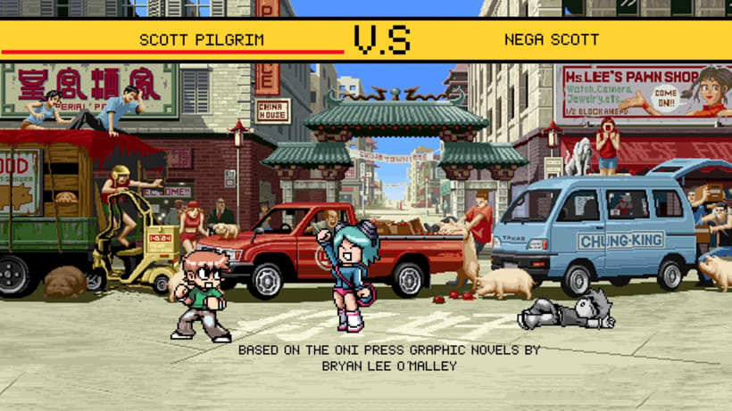 Scott Pilgrim vs The World - unofficial credits- 11