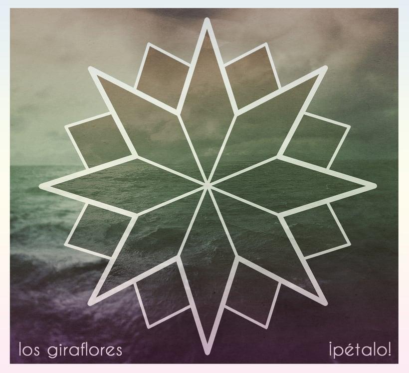 Portadas Los Giraflores - Pétalo -1