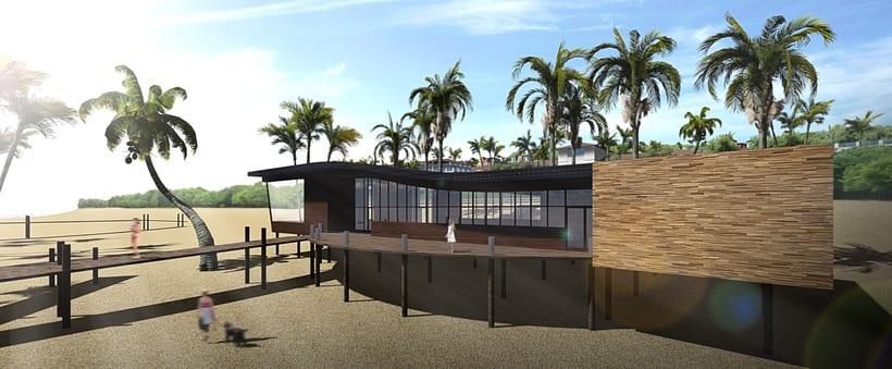Urbanización en la Costa del Sol 1