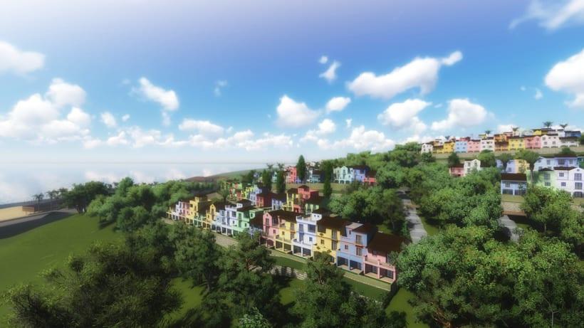 Urbanización en la Costa del Sol 2