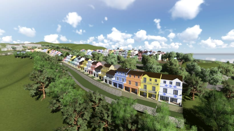 Urbanización en la Costa del Sol 3