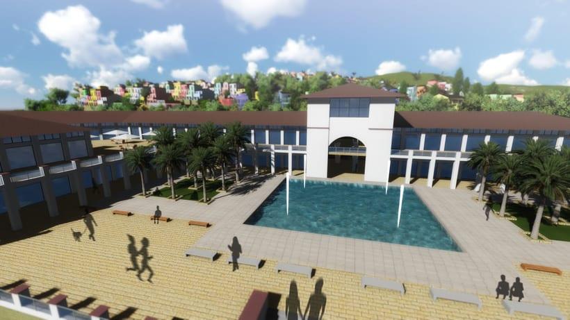 Urbanización en la Costa del Sol 4