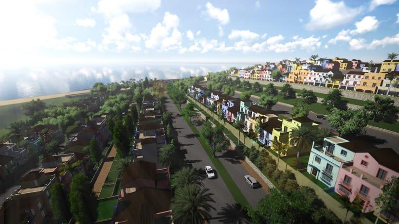 Urbanización en la Costa del Sol 0
