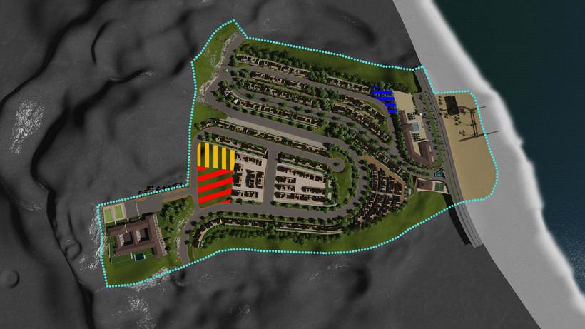 Urbanización en la Costa del Sol 5