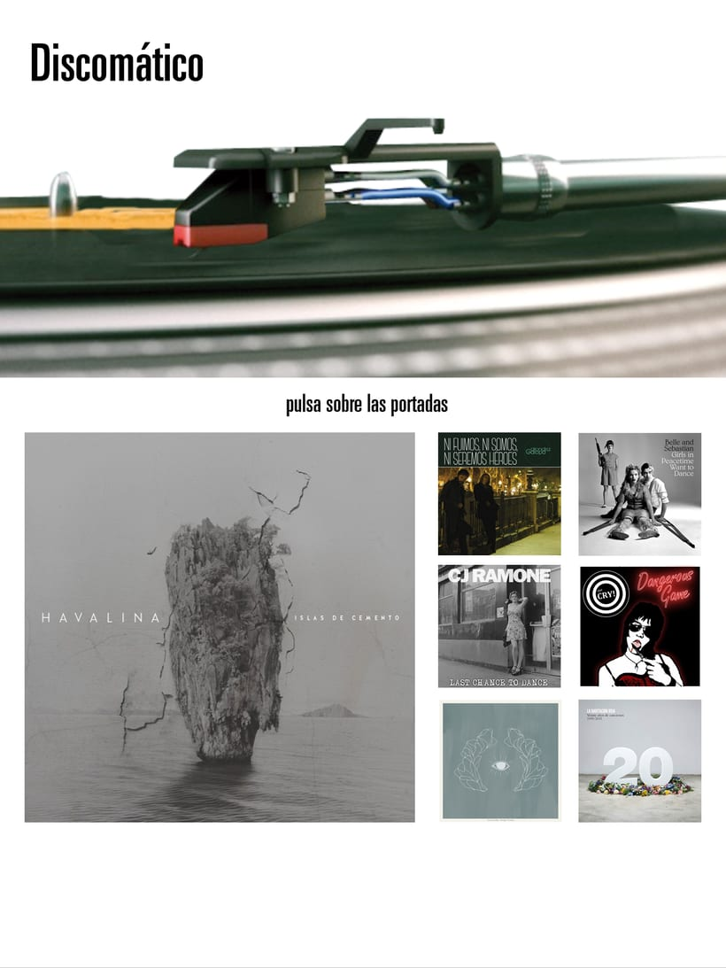 Walkmag - Reseñas de discos y conciertos 1