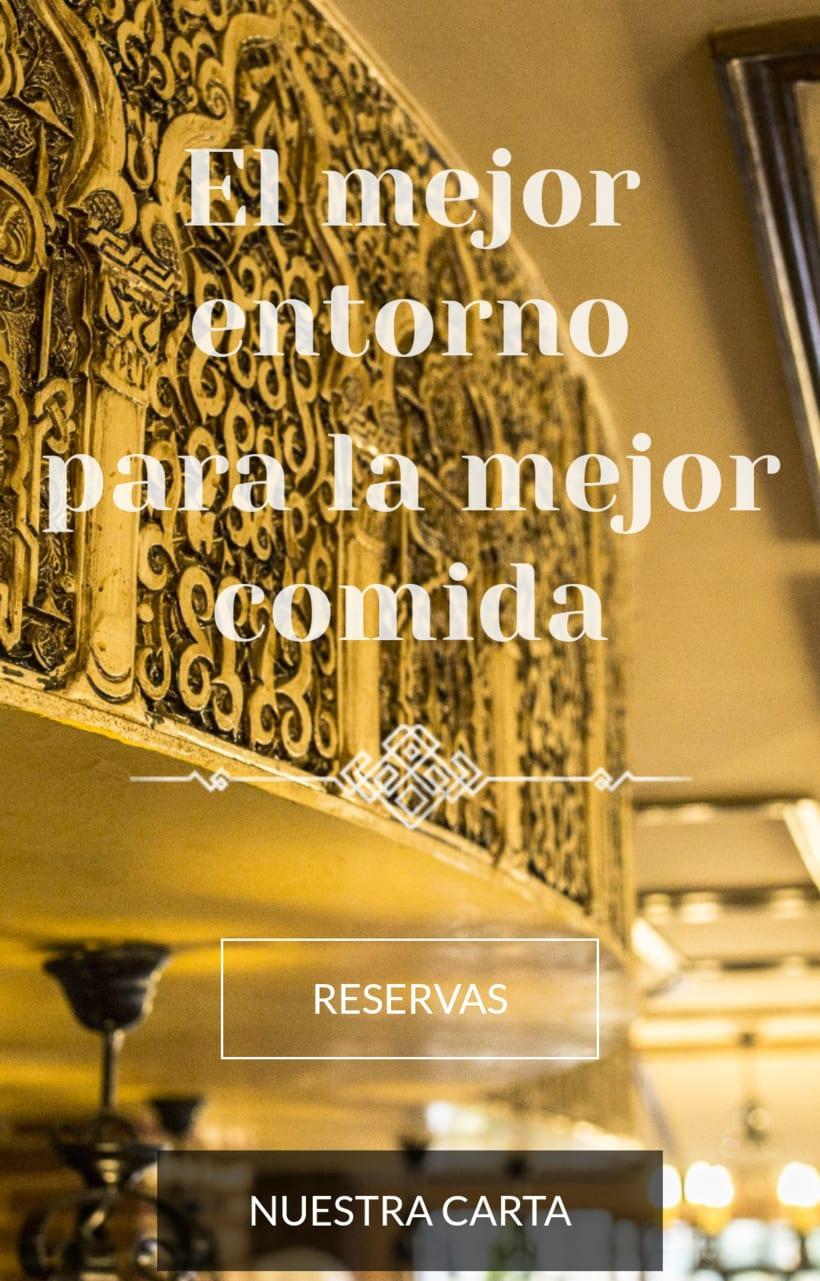 Web Cervecería Restaurante Aldaba -1