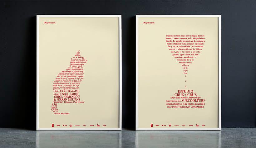 El estudio atipo estrena fundición tipográfica 15